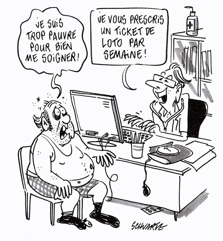 Selection De Dessins Humoristiques Medicaux