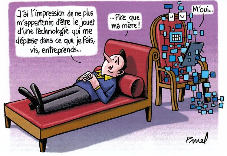 Fabuleux Sélection de dessins humoristiques médicaux CN58