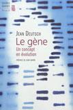 Le gène, un concept en évolution
